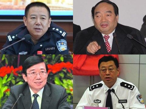 Các quan chức Trung Quốc bị vạch mặt tham nhũng trên Internet