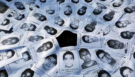 Gương mặt 43 sinh viên bị bắt cóc và giết hại ở Mexico