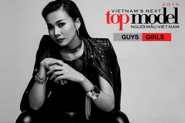 Thanh Hằng quay trở lại vị trí giám khảo của Vietnam's Next Top Model 2015