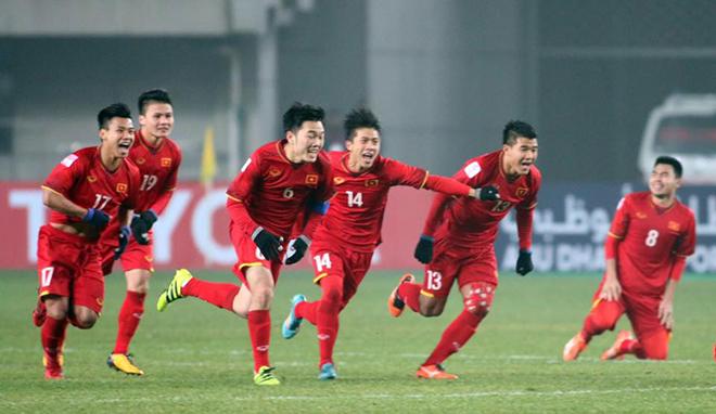 Tinh thần của U23 Việt Nam đang lên rất cao