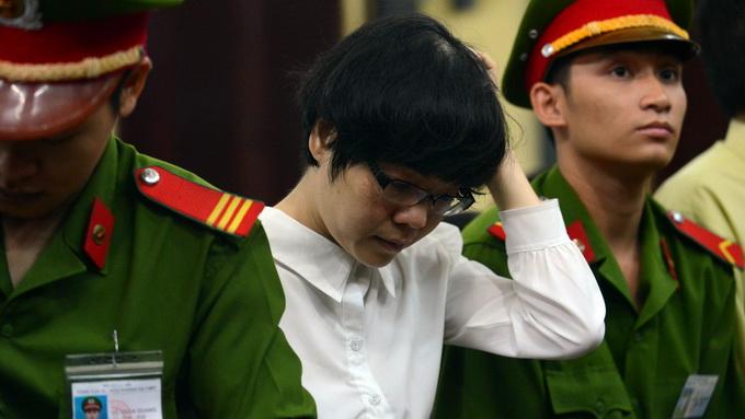 Ai đứng sau Huỳnh Thị Huyền Như
