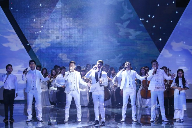 The Remix 2016: Noo Phước Thịnh đạt giải thí sinh được yêu thích nhất