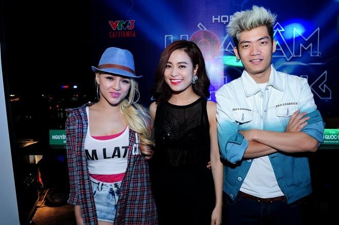 The Rimix 2016 sẽ có sự tham gia của Hoàng Thùy Linh?