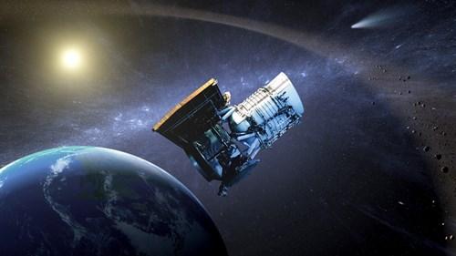 Kính viễn vọng WISE phát hiện ra thiên hà sáng hơn gấp 300 nghìn tỷ so với Mặt Trời