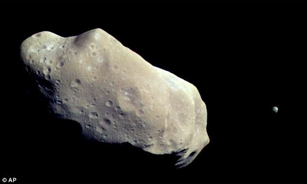 Thiên thạch này được đánh giá có trị giá lên tới 5,4 nghìn tỷ
