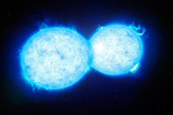 Hệ sao kỳ lạ nhất mà các nhà thiên văn học từng biết đến