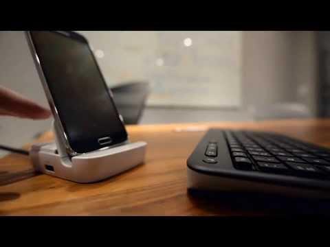 Các thiết bị Android với Andromium sẽ hỗ trợ hầu hết các thiết bị ngoại vi