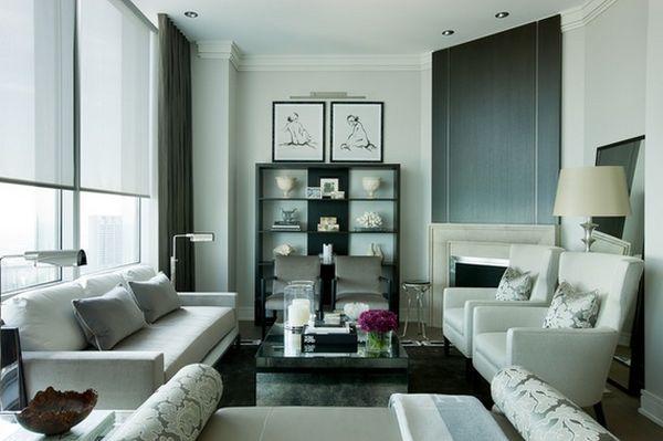 ý tưởng thiết kế độc đáo cho phòng khách