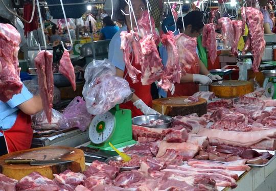Người tiêu dùng khó có thể phân biệt thịt lợn bẩn và thịt lợn sạch