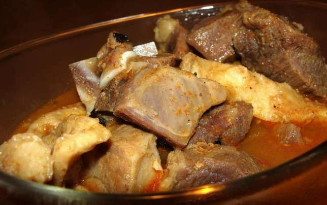 Món thịt người được bán với giá cắt cổ ở nhà hàng
