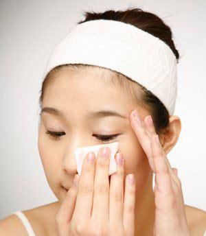 Để có làn da mịn màng cần phải tránh những thói quen sai lầm trong việc chăm sóc da