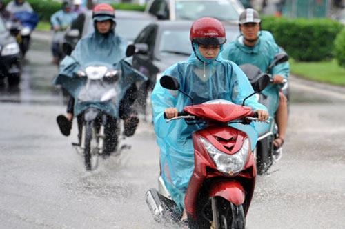 Dự báo thời tiết hôm nay ngày 26/3/2015: các tỉnh Bắc Bộ giảm mưa, trời rét
