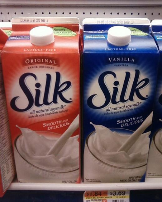 Sữa đậu nành có nguy cơ gây tử vong bị thu hồi