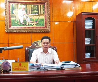 Thủ tướng Nguyễn Tấn Dũng vừa phê chuẩn việc bầu ông Nguyễn Văn Sơn làm Chủ tịch UBND tỉnh Hà Giang