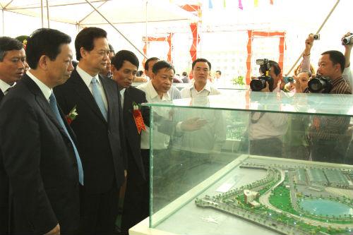 Thủ tướng Chính phủ đồng ý bổ sung vốn cho dự án đường sắt Nhổn - ga Hà Nội