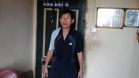 Anh Trần Văn Thông khẳng định không có chuyện mẹ anh bị ngược đãi, đánh đập