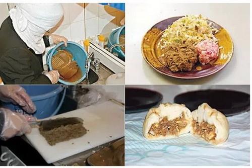 Thịt cũng là một trong những loại thực phẩm giả có ở Trung Quốc