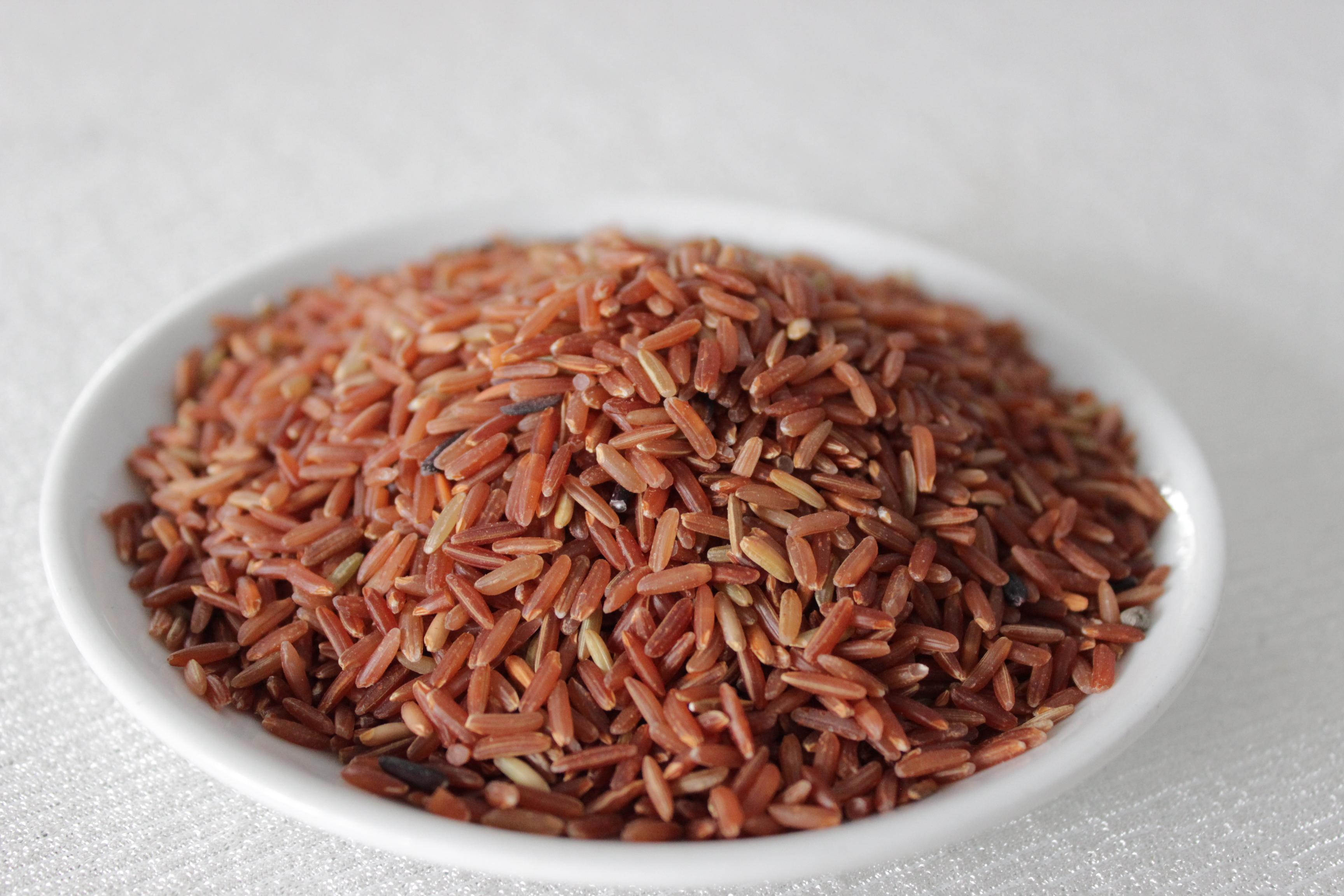 gạo lứt cũng còn có thể tăng lượng hồng cầu trong máu