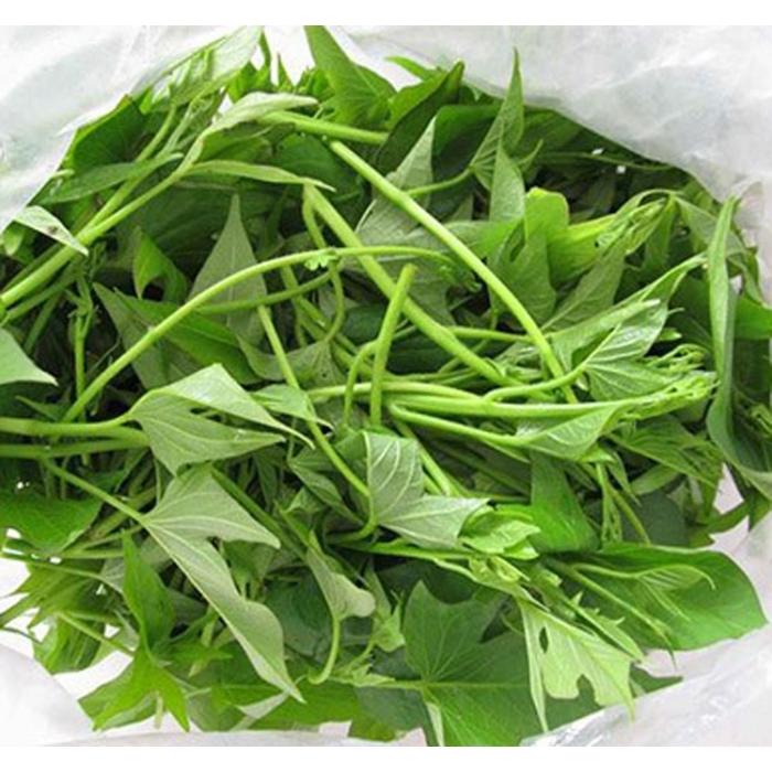 Rau lang còn chứa nhiều chất xơ, kali và beta carotene giúp nhuận tràn