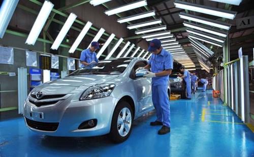 Rất có thể Toyota sẽ ngừng sản xuất ô tô ở Việt Nam khi thuế suất nhập khẩu chỉ có 0% vào năm 2018