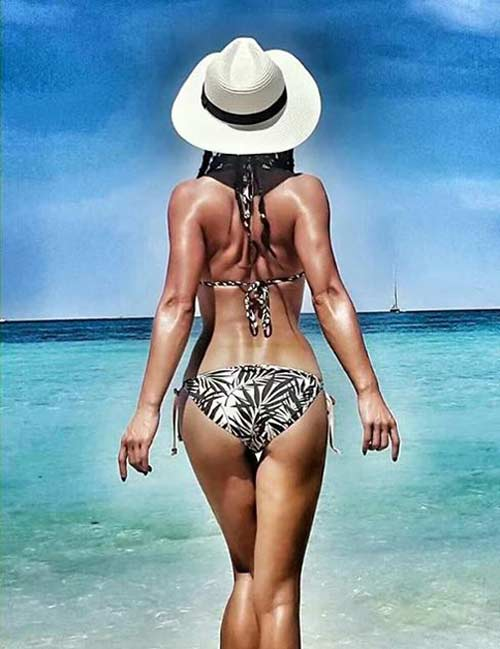 Ước mơ của cô Ye là tiếp tục được mặc bikini và bơi cho đến khi cô 80 tuổi.