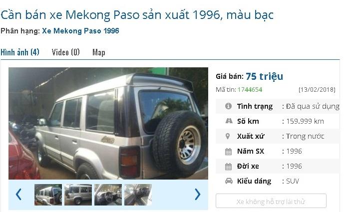 loat-o-to-cu-chinh-hang-gia-75-trieu-dong-nay-dang-rao-ban-o-cho-viet