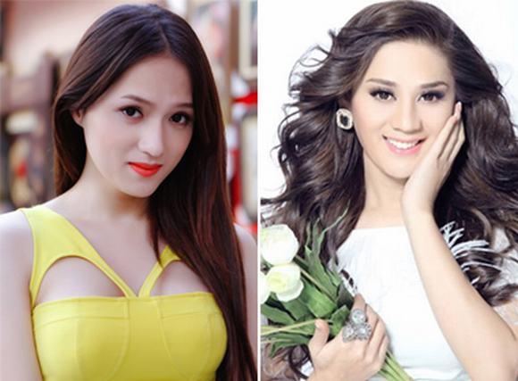 Lâm Chi Khanh rất tức giận Hương Giang Idol