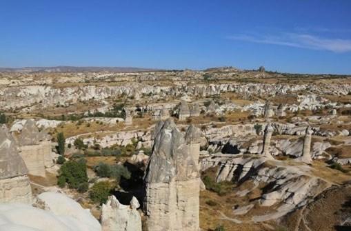Thung lũng đá hai lần được UNESCO công nhận là di sản thiên nhiên thế giới