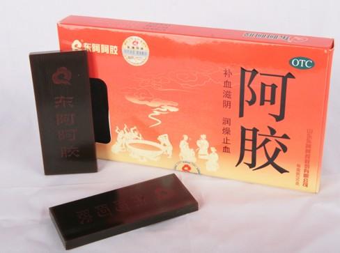 Trong số hàng giả bị cảnh sát Trung Quốc thu giữ lần này có cả sản phẩm thuốc bổ gelatin