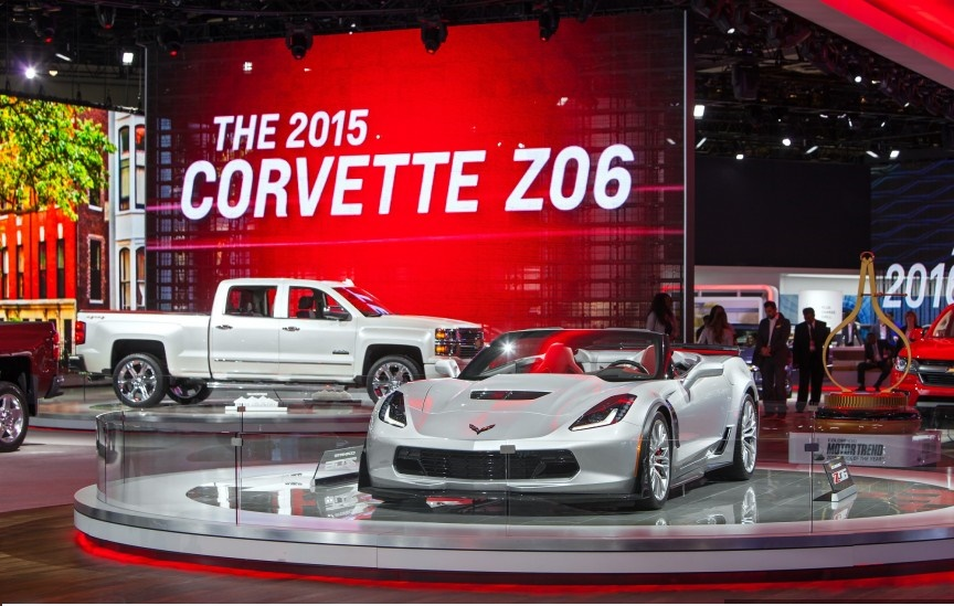 General Motors từng liên tục dẫn đầu về doanh số bán xe trên toàn thế cầu mỗi năm