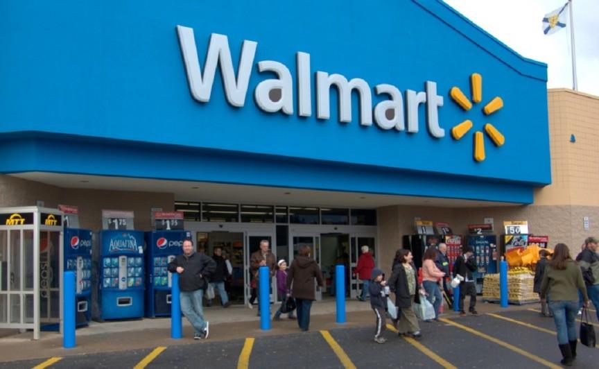 Thương hiệu toàn cầu Walmart