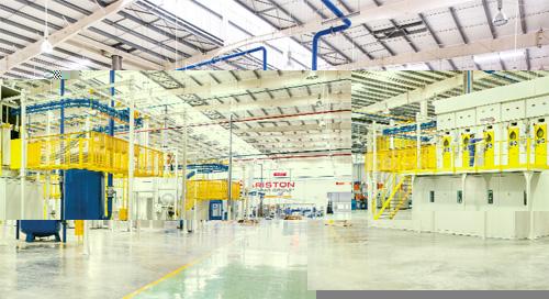 Hệ thống sản xuất Tiêu chuẩn thế giới (WCM) của Nhà máy Ariston Thermo Việt Nam