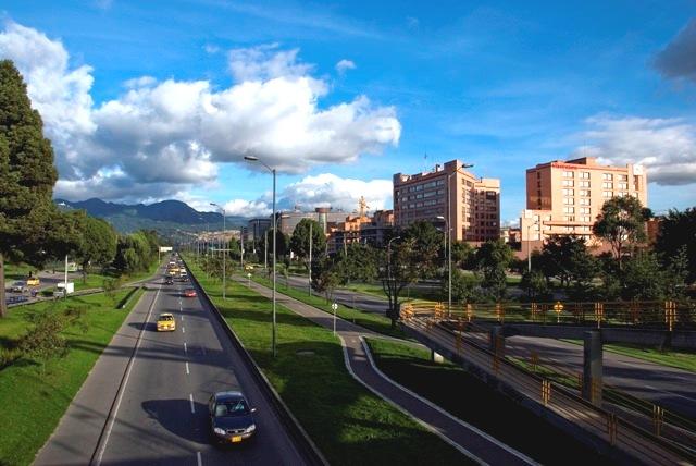 Thành phố Bogota