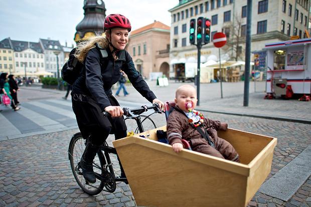 Thành phố xe đạp Copenhagen