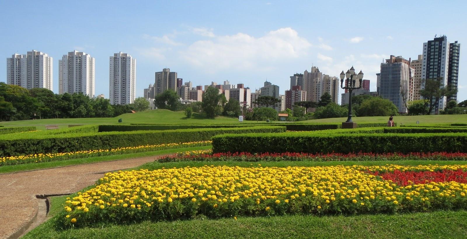 Thành phố xanh Curitiba