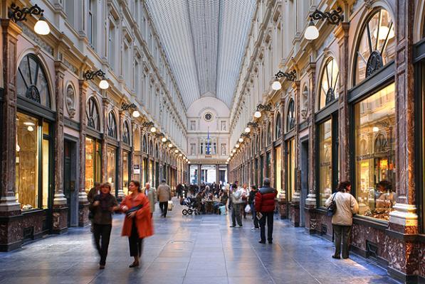 Galeries Royales Saint-Hubert, Bỉ