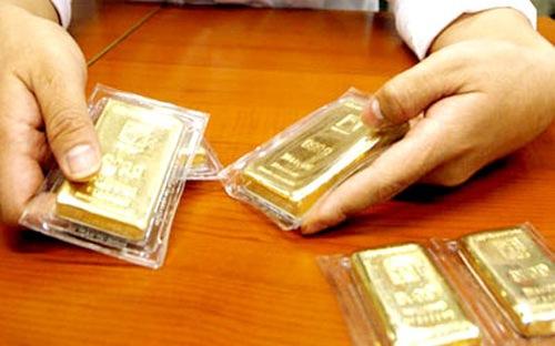 Giá vàng SJC hôm nay giảm còn 36 triệu đồng một lượng