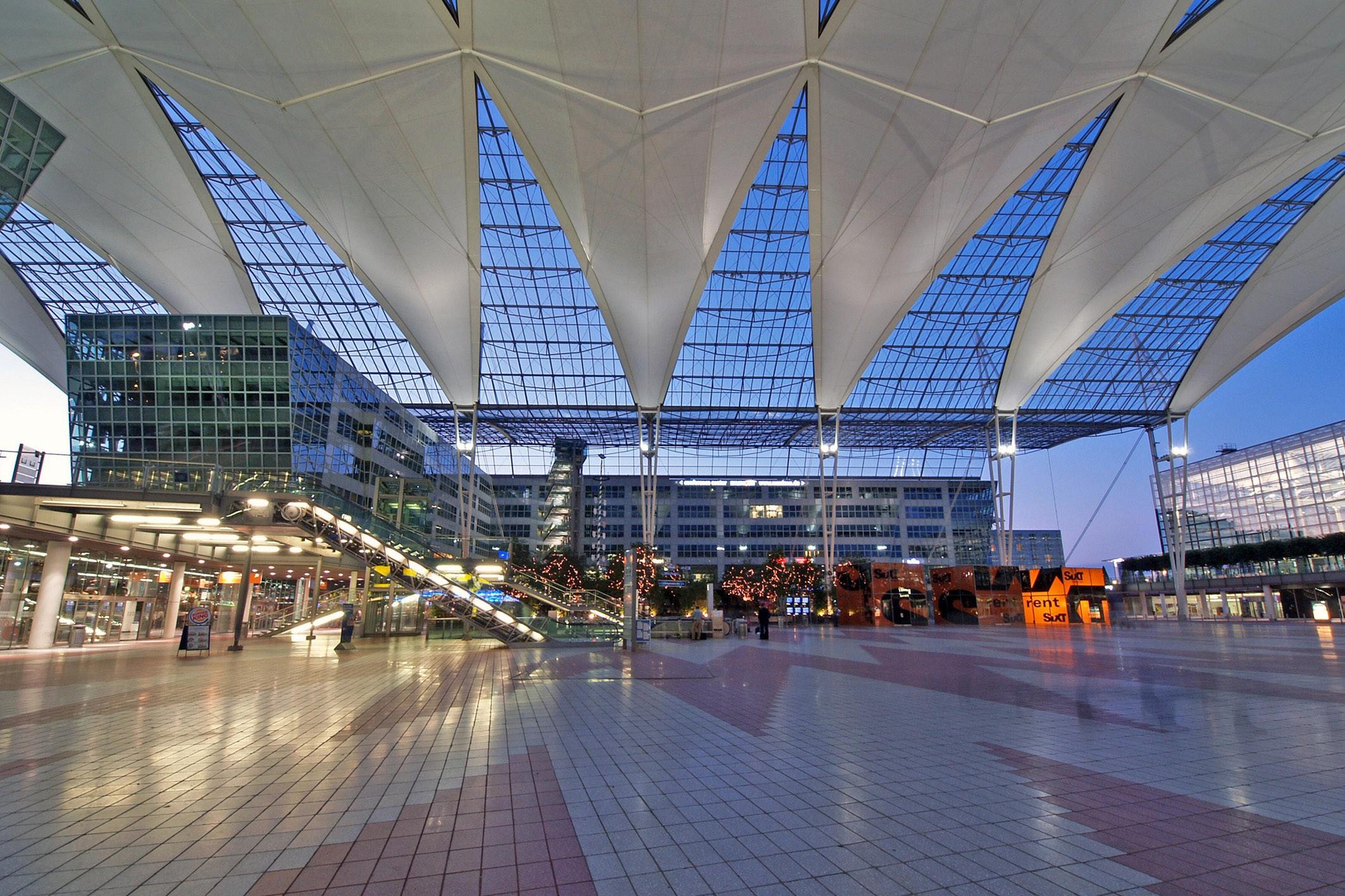 Sân bay Munich Airport