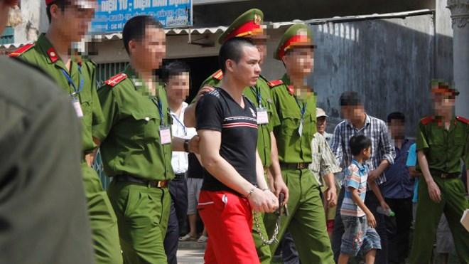 Nghi phạm Lý Nguyễn Chung