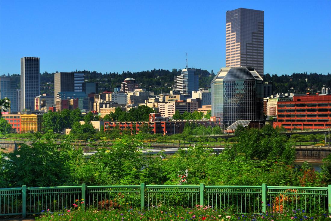 Thành phố xanh Portland