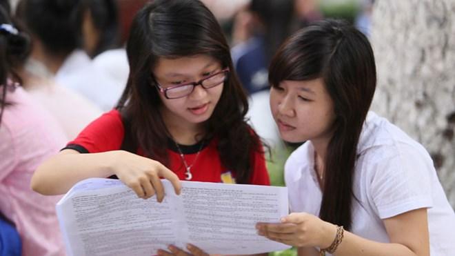 Lịch thi đại học 2014