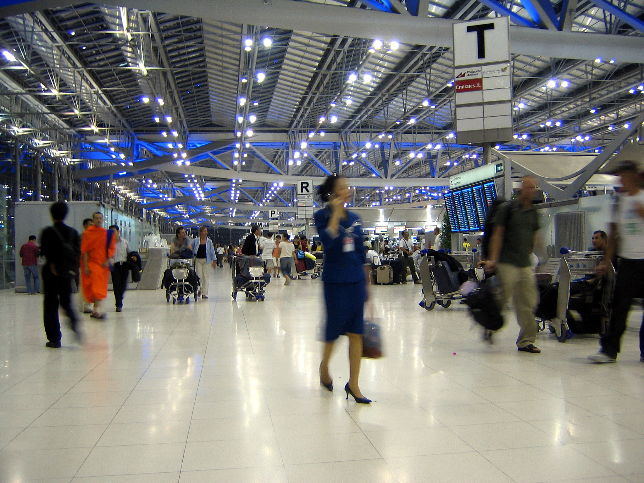 Sân bay Suvarnabhumi Airport