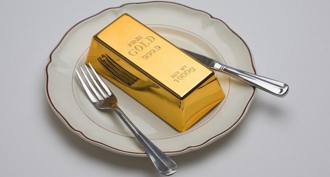 Vàng vẫn là kênh đầu tư hot năm 2014