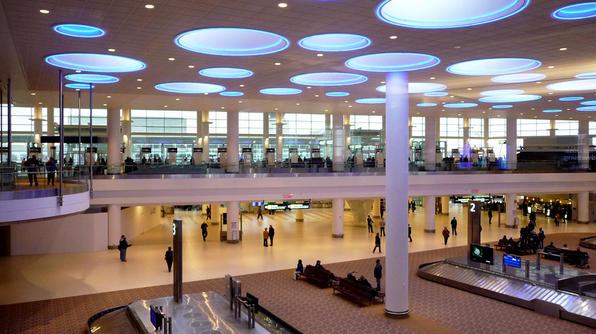 Sân bay Winnipeg International Airport