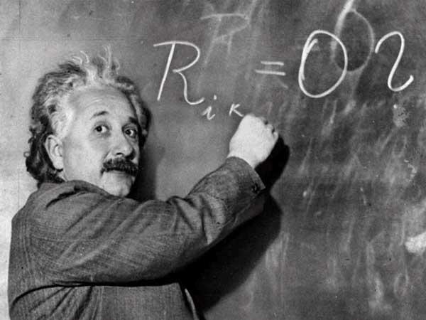 Bác học Einstein
