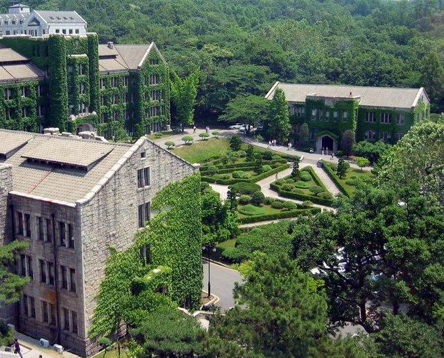đại học Hàn Quốc