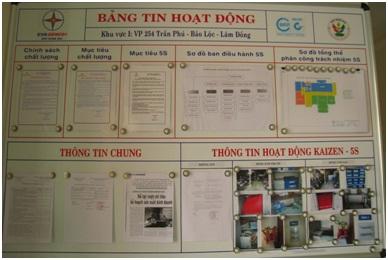 Thủy điện Đồng Nai nhận chứng chỉ thực hành tốt 5S