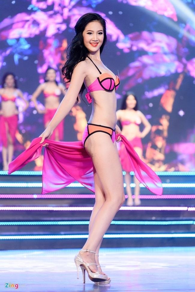 Người đẹp sinh năm 1994 hứa hẹn đạt thứ hạng cao tại cuộc thi năm nay.