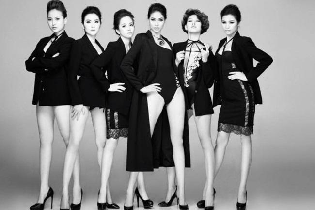 Tất nhiên, 3 cô gái còn lại Ngân Khánh, Nguyễn Thị Thành, Ngọc Loan cũng hứa hẹn sẽ là những đối thủ đáng gờm.