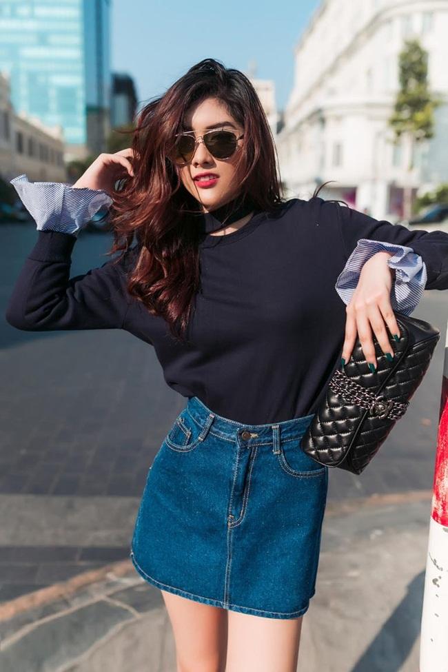 Công chúng có quyền kỳ vọng  vào hình ảnh ngày càng trưởng thành và mới mẽ hơn của Tân Hoa hậu  Châu Á  Huỳnh Tiên trên những chặng đường mới.